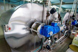 Komponenten Anlagenbau, Behälterbau