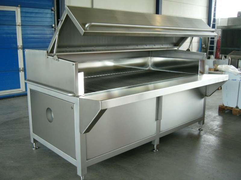 Fettschmelzwannen 200L - 1000L