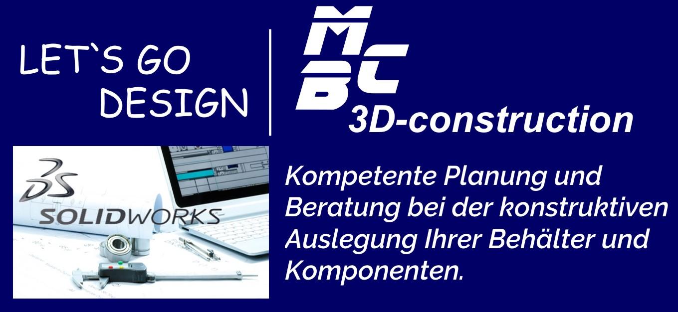 Mb Components Behälterbau Let´s go Design